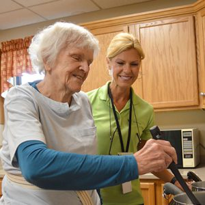 Altenheim Senior Living - Long-term care available at our Strongsville, OH campus